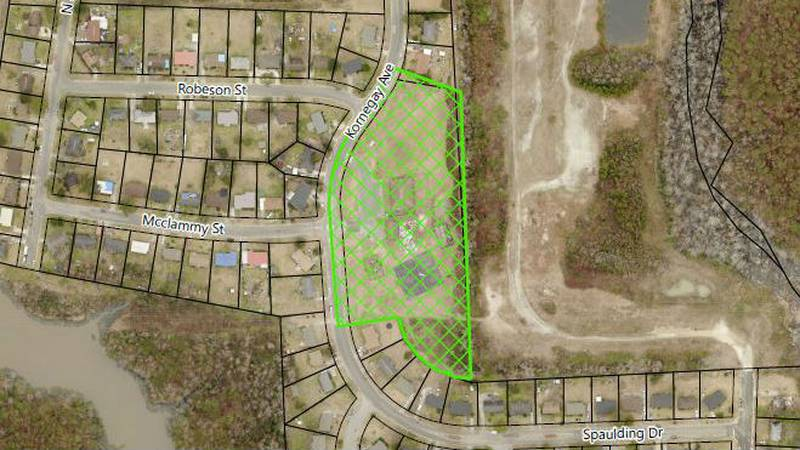 The proposal requests just under 5 acres of land off Kornegay Avenue be rezoned to allow for a...