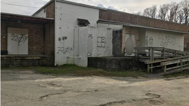 Members of the Bridge Church in Wilmington discovered the vandalism Thursday morning. (Source:...