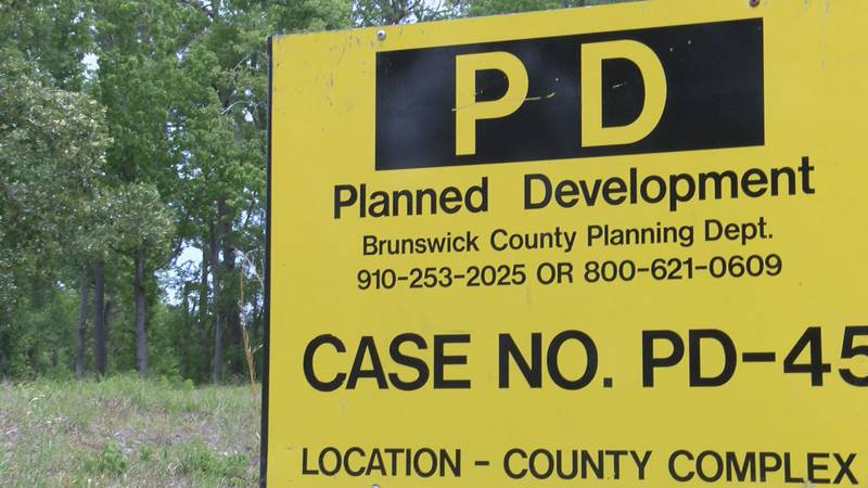 BRUNSWICK COUNTY, N.C. (WECT) - It's one of the fastest growing counties in America and...