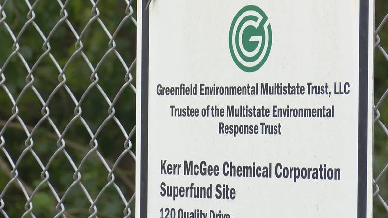 Part of a superfund site that could not be used for decades may soon be useful once again.