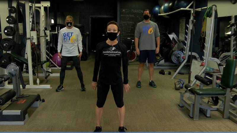 Get Fit With 6: Monthly Challenge