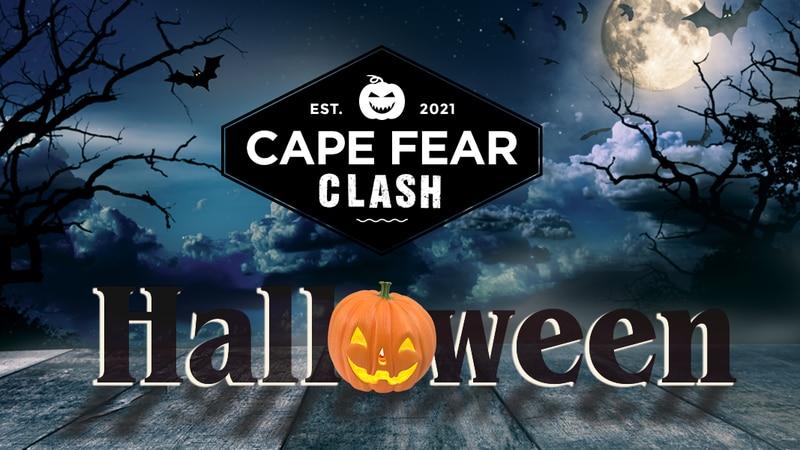 Cape Fear Clash Halloween