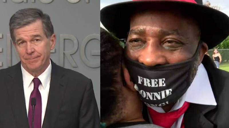 For the first time, North Carolina Governor Roy Cooper has responded to the calls from nearly...
