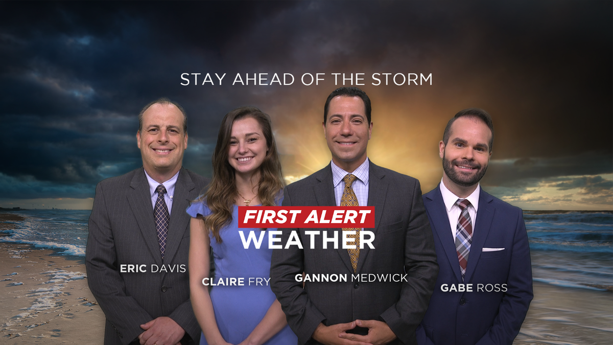 Your First Alert Weather Team