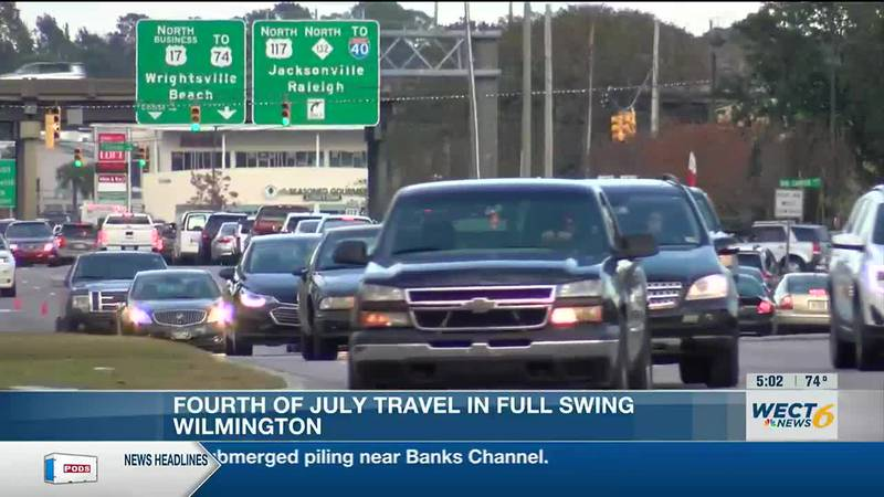Fourth of July traffic expected to be up 40% across state