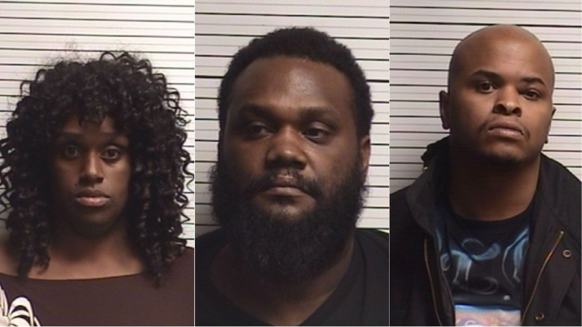 Hills (left) Norman (middle) Colvin (right) (Source: BCSO)