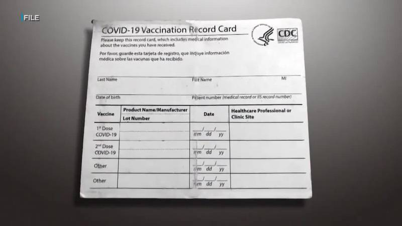 While details on how vaccine passports would work are still being finalized -- one attorney...