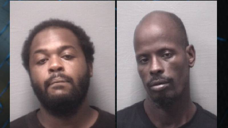Damien Allen and Anthony Allen face charges for an October break in at a gun shop.