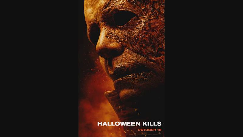 """The trailer for """"Halloween Kills"""" has been released. (Source: Universal Pictures)"""