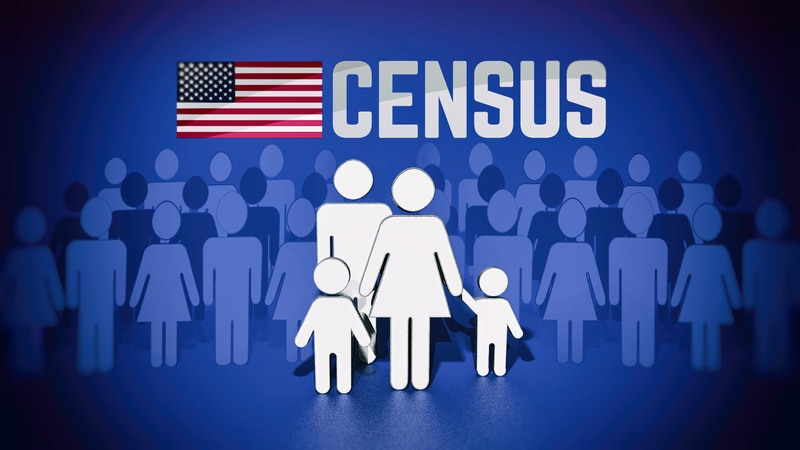 Lauren Andrego is joined by two local census experts, Molly Westman, a planning coordinator in...