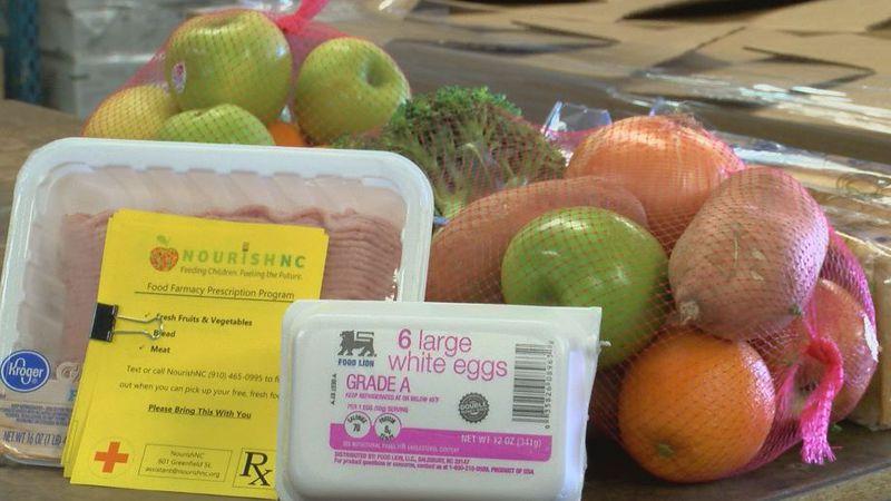 Nourish NC and Nunnelee Pediatric Clinic launch Food to Farmacy program