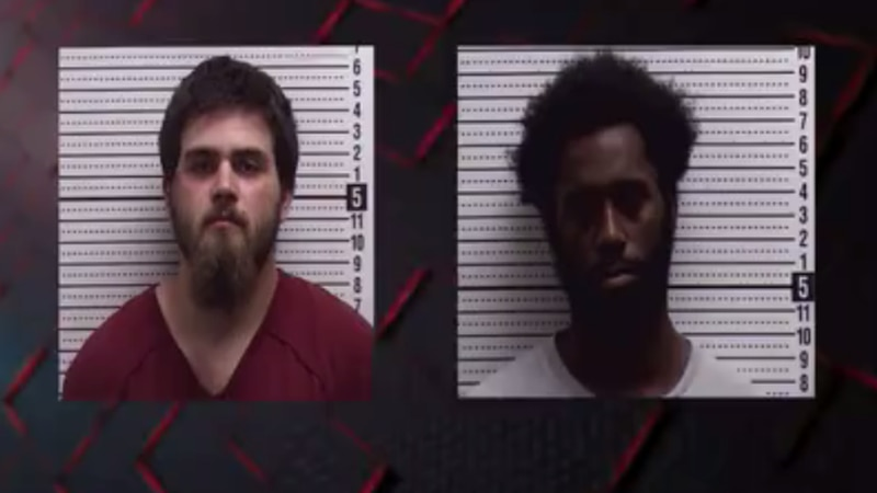 Detectives with the Brunswick County Sheriff's Office arrested two men Sunday night in...
