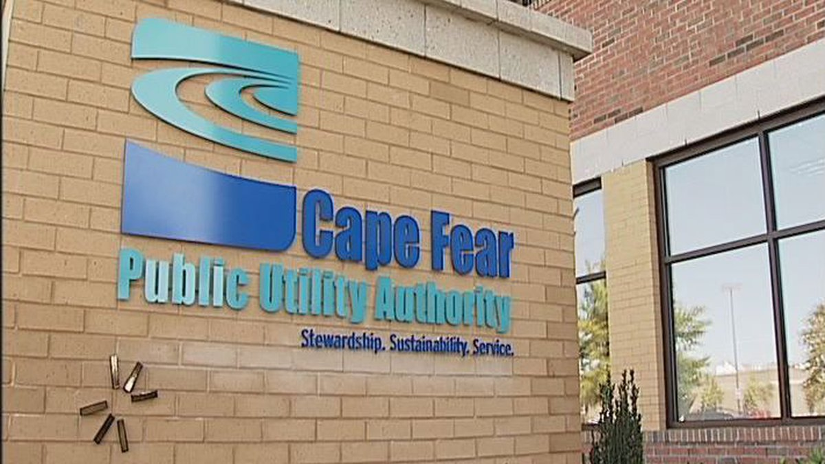 Officials with Cape Fear Public Utility Authority have issued a precautionary boil water...