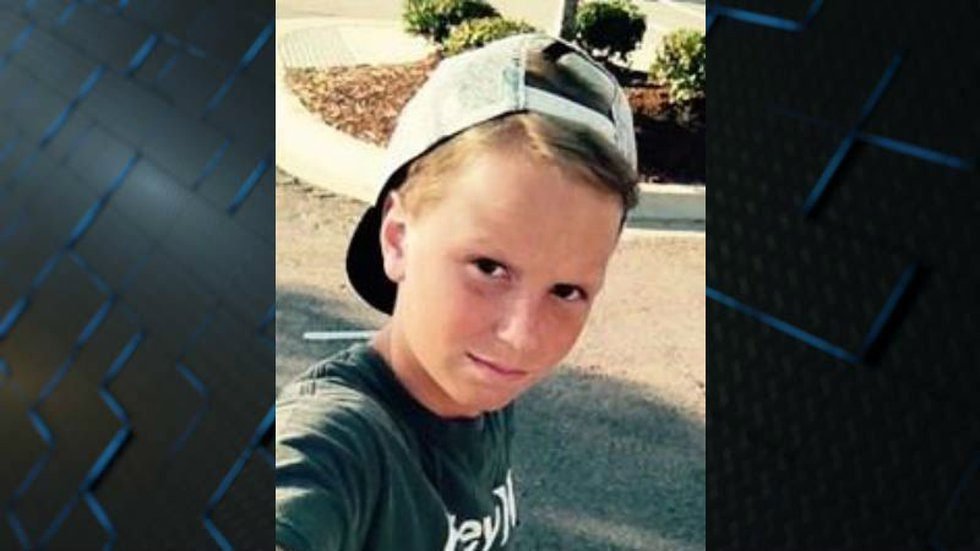 Caleb Smith died in a wreck in Shallotte on Wednesday. (Source: Lee Funeral Home)
