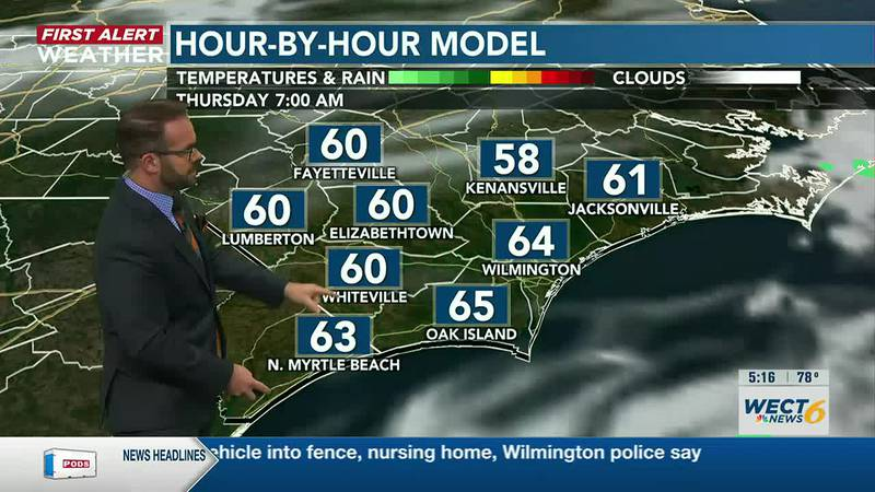 Your First Alert Forecast from Wed. Evening, Jun. 23, 2021