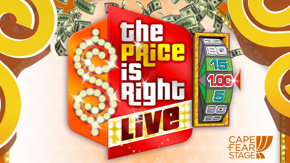 The Price is Right LIVE Ticket Giveaway 8/12/21