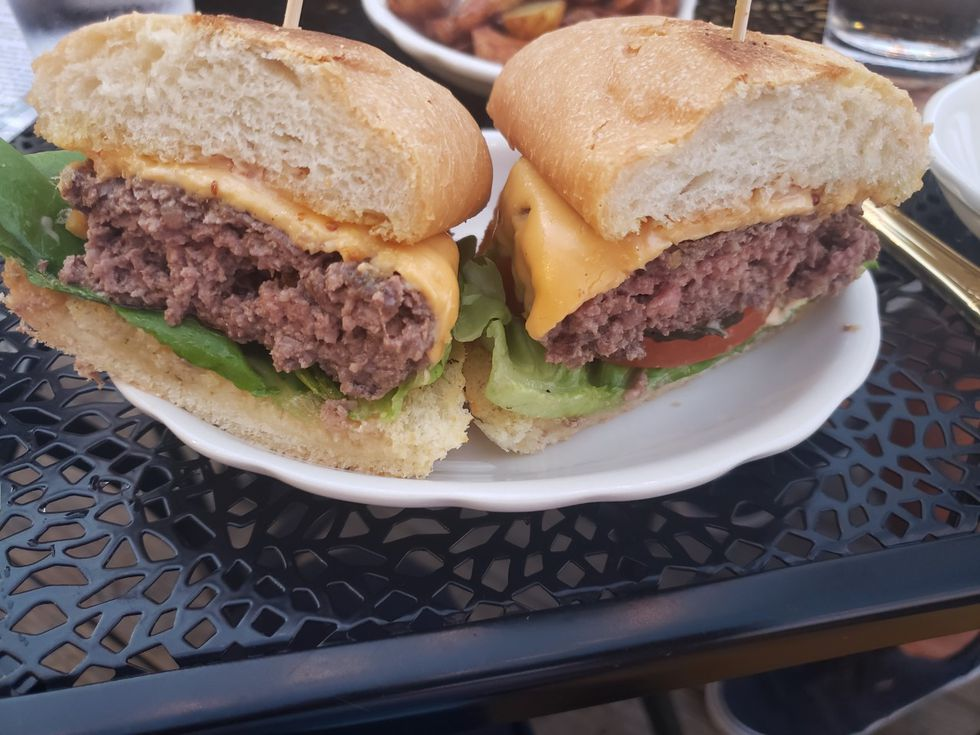 What is Cape Fear Foodie without a burger shout-out? This Bocadillo Burger is worth your...