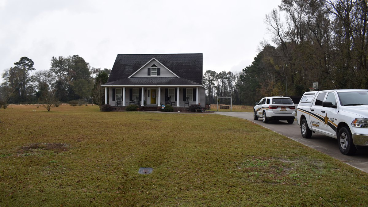 Deputies responded to a call about a break in at a home Tuesday morning.