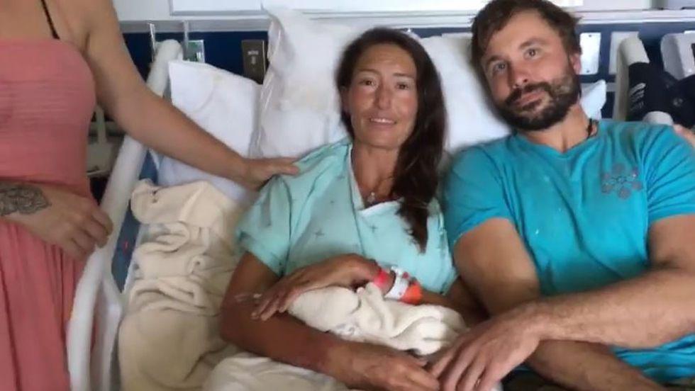 Eller spoke from her hospital bed on Maui Saturday.