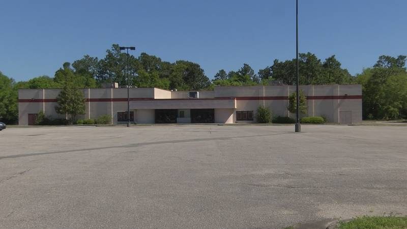 The old movie theater property on Oleander Drive could be getting a new life.