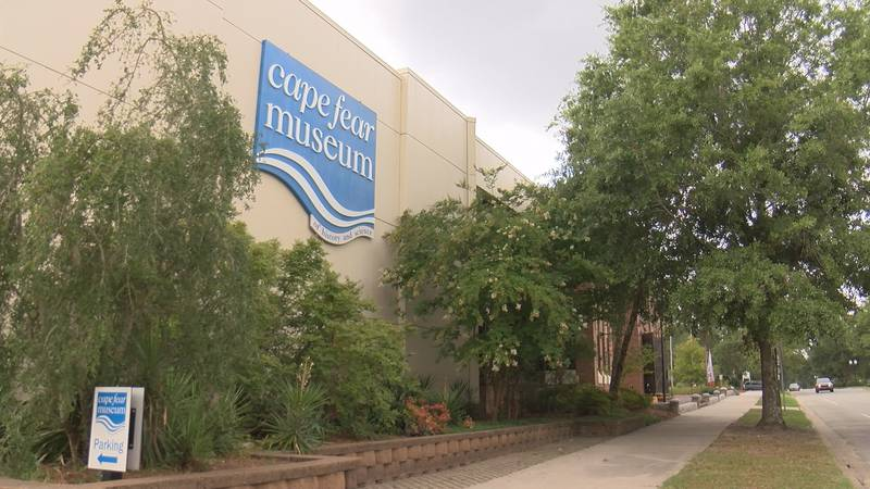 The state of North Carolina is considering taking over the Cape Fear Museum.