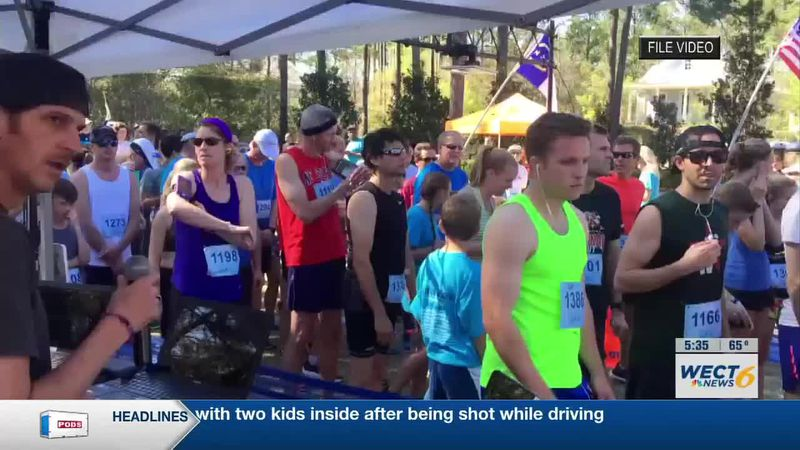 The annual Blue Ribbon 5K is back on this year