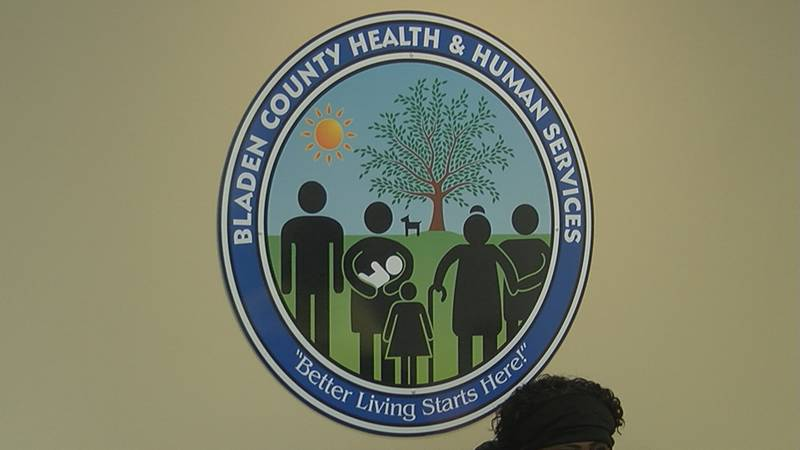 COVID cases on the rise again in Bladen County.