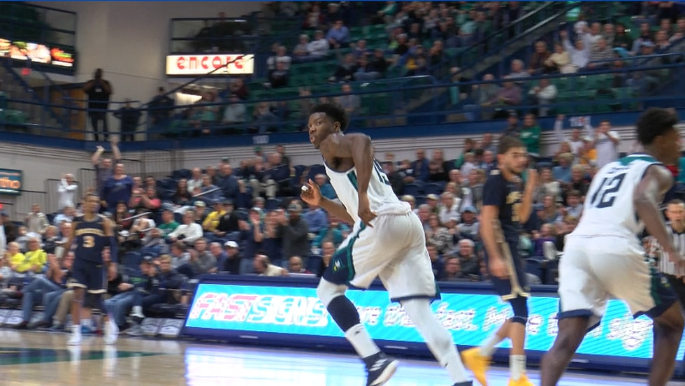Devontae Cacok's stat line pushed his career numbers to 1,362 points and 1,067 rebounds. He...
