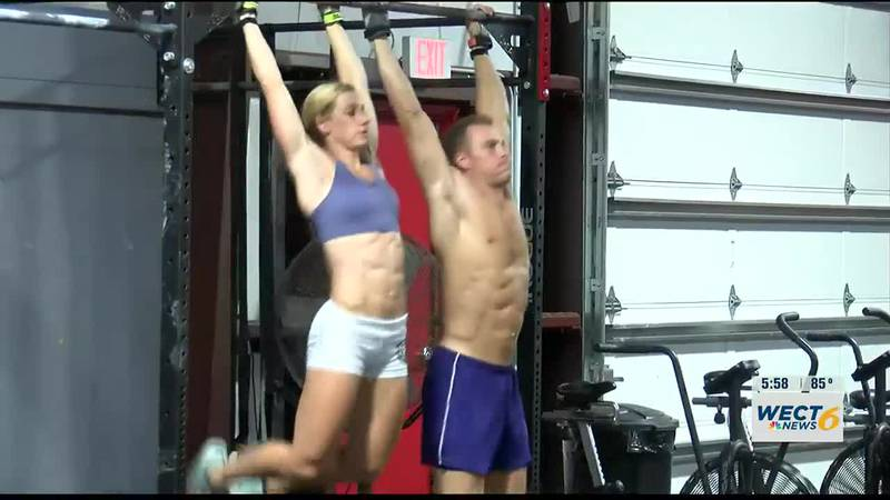 Team from Wilmington prepares for the Crossfit Games
