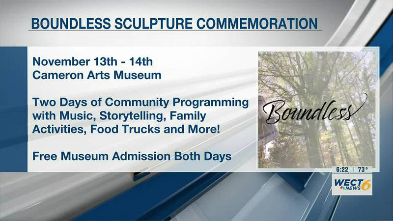 Sculpture honoring the United States Colored Troops to be unveiled at CAM