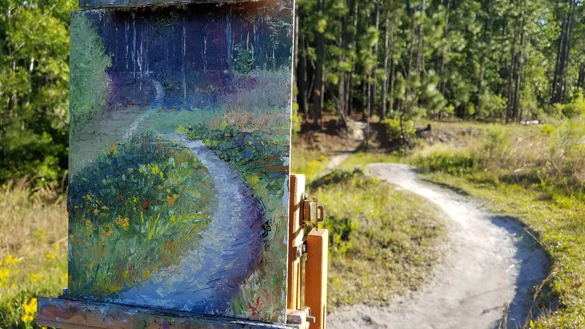 Todd Carignan, oil painting, landscapes.