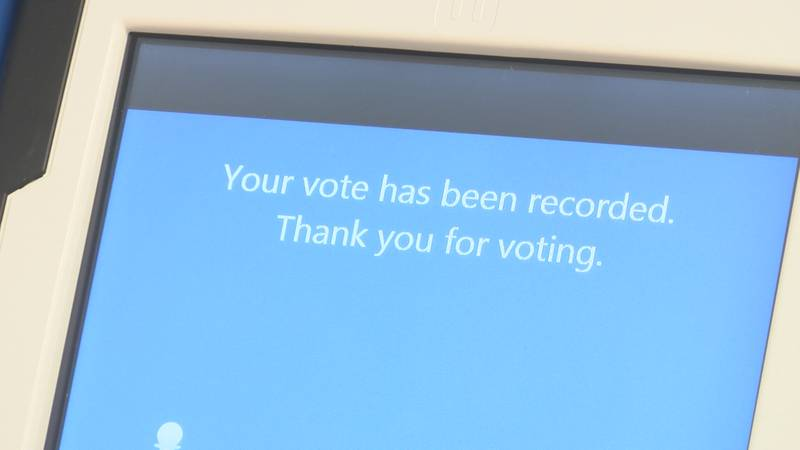 Brunswick County tests 22 voting machines ahead of the November 2 elections.