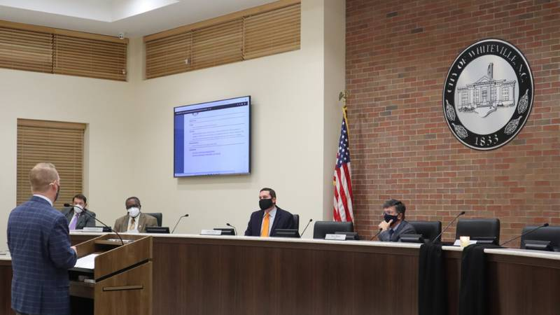 At a meeting Tuesday night, city leaders began the process of appointing a new member to the...