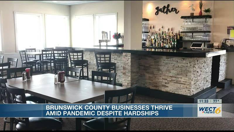 Brunswick County businesses thrive despite pandemic struggles
