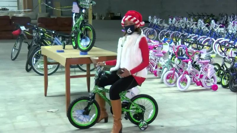 Time running out for Weller's Wheels & Holiday Smiles Toy Drive
