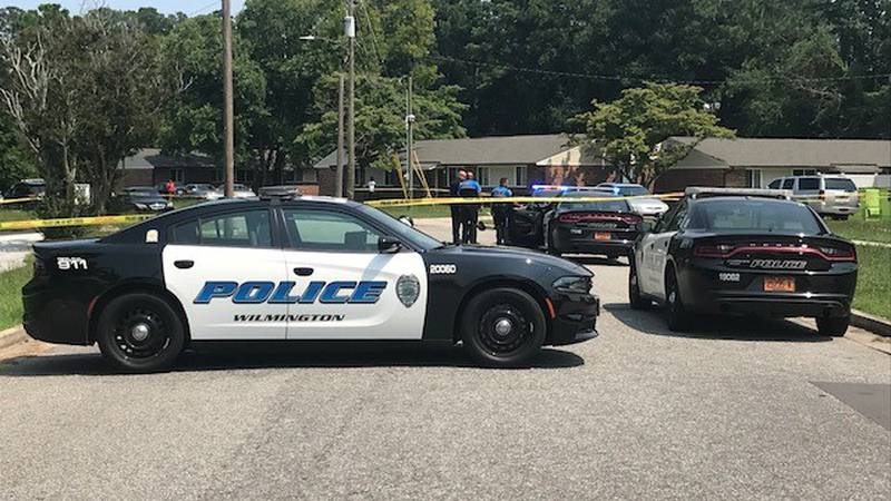 The Wilmington Police Department is responding to an incident on Metting Road Friday afternoon.