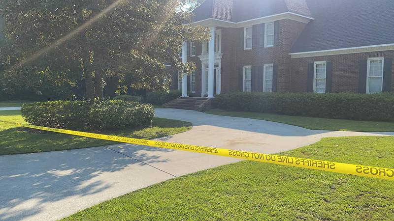 The New Hanover County Sheriff's Office is investigating a double-homicide at the Providence...
