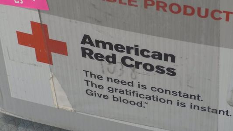 American Red Cross in emergency need of blood donations
