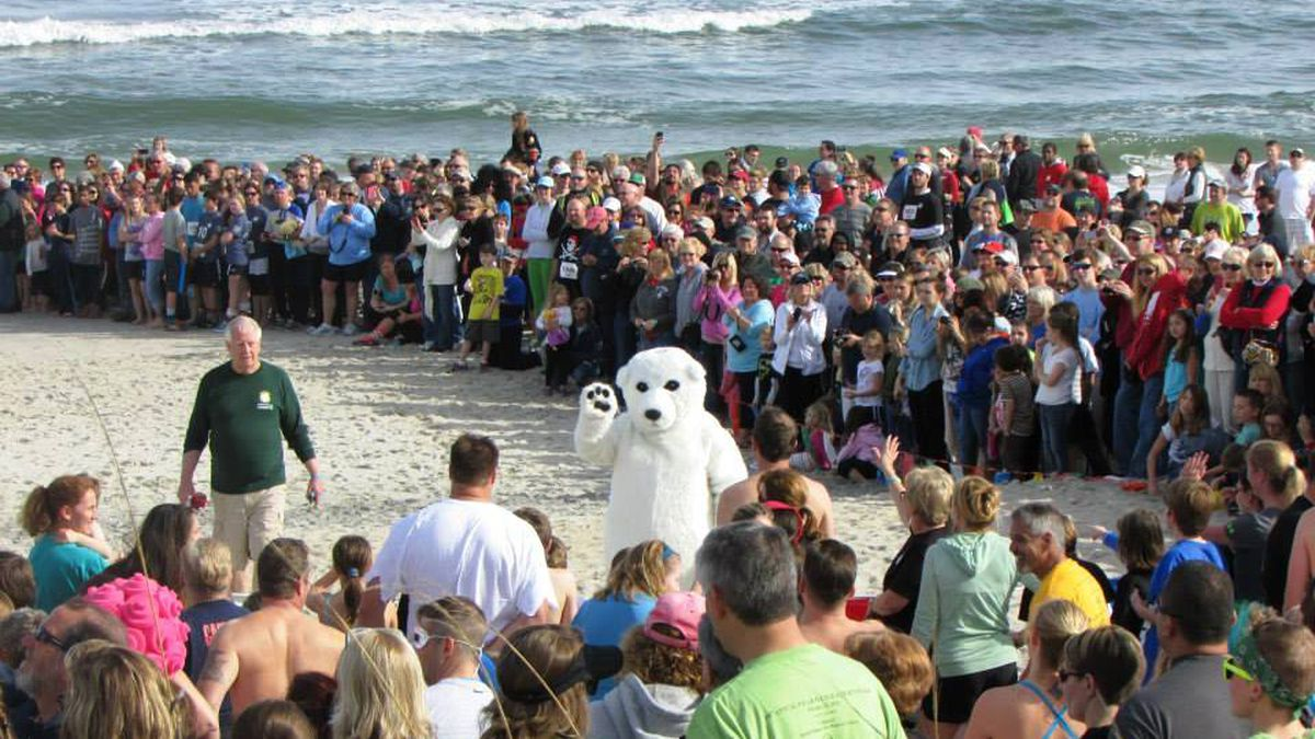 The annual Polar Plunge fundraiser for Special Olympics New Hanover County is on February 23 in...