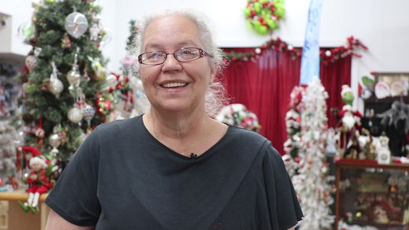 Deb Woody urges people to shop local this holiday season after losing Pender County home to...