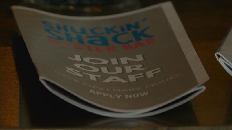 Shuckin' Shack Oyster Bar in Downtown Wilmington holds job fair