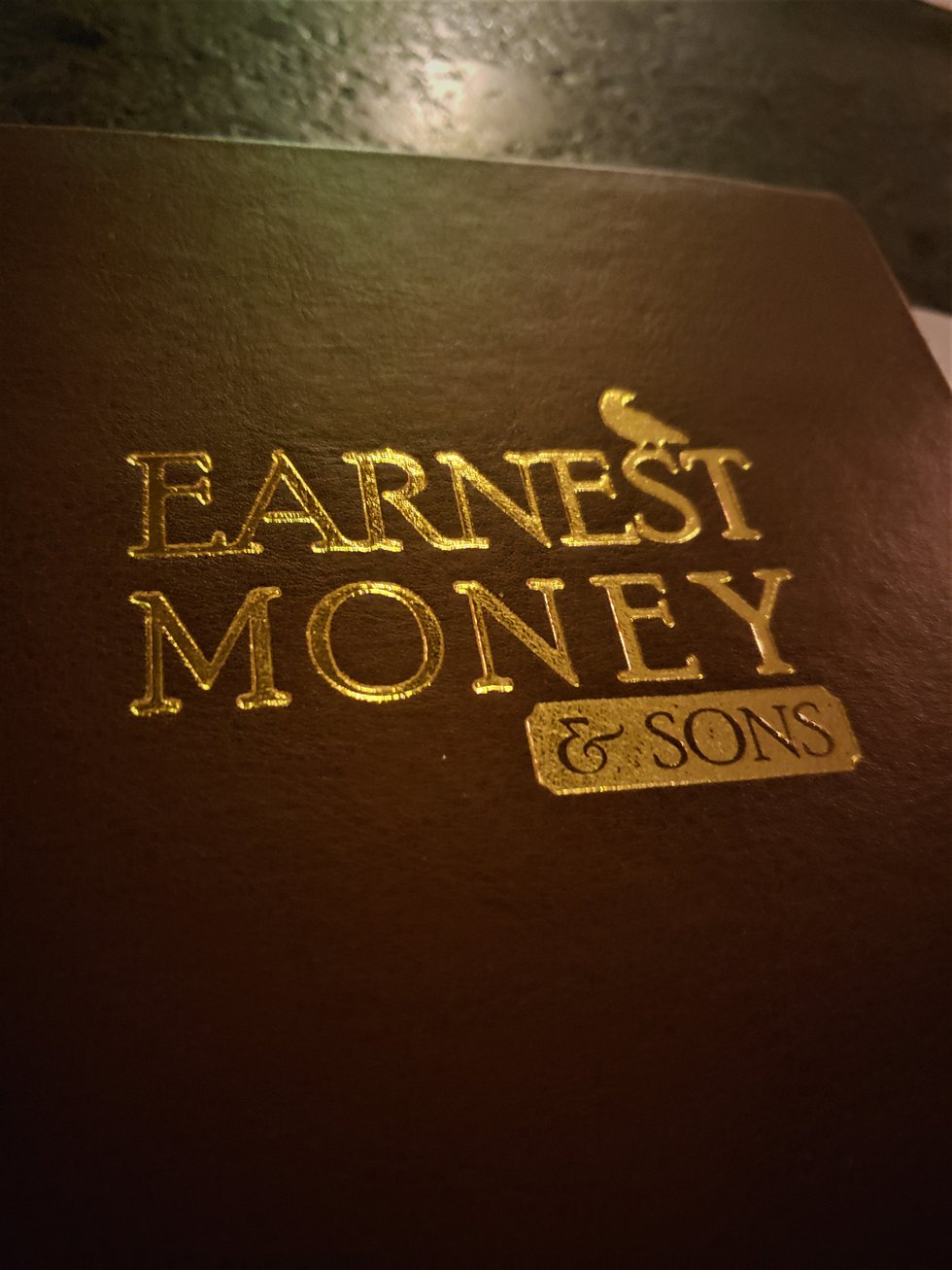 The perfect place for cocktail lovers in the Cape Fear, Earnest Money & Sons can offer a drink...