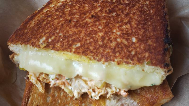 Wilmington's famed CheeseSmith ditched the food truck and now has a sparkling new restaurant to...