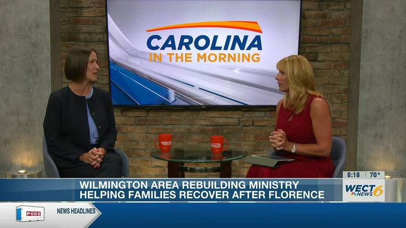 JC Lyle of WARM joins Carolina in the Morning to discuss Hurricane Florence recovery