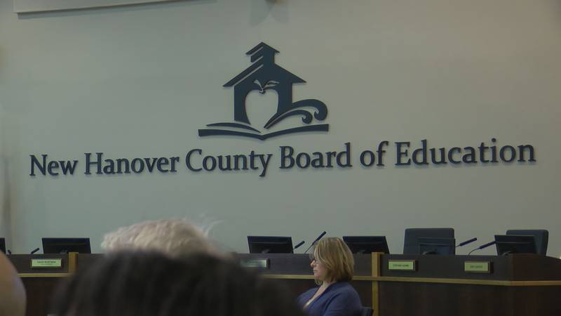A generic image of the New Hanover County Board of Education.