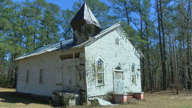 A community volunteer day will be held March 3rd in an effort to restore Reaves Chapel