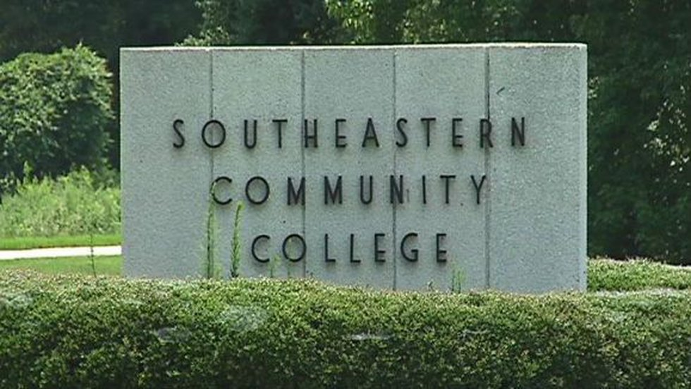 Questions and an investigation surround a class at Southeastern Community College in...