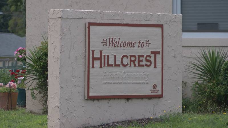 Hillcrest Community to be redeveloped.