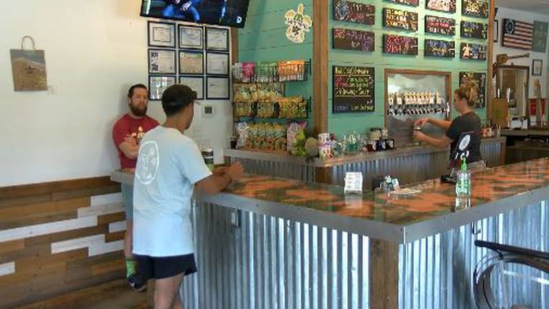 Salty Turtle Beer Company looks to help employees with new brew