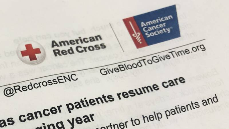 American Red Cross, American Cancer Society partner in an effort to increase number of blood...